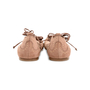 Authentic Second Hand Azzedine Alaïa Laced Up Ballerina Flats (PSS-148-00031) - Thumbnail 5
