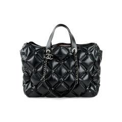 Large Calfskin Shopping Bag