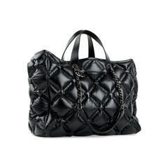 Chanel large calfskin shopping bag 2?1524117772