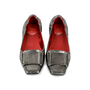 Authentic Second Hand Roger Vivier Ballerine Rallye Flats (PSS-433-00002) - Thumbnail 0