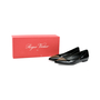 Authentic Second Hand Roger Vivier Patent Pointed Flats (PSS-433-00003) - Thumbnail 6