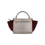 Authentic Second Hand Céline Trapeze Python Bag (PSS-470-00038) - Thumbnail 2