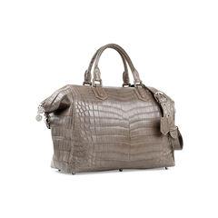 Ethan k crocodile satchel grey 2?1524457137
