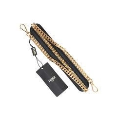 Calfskin Chain Strap You