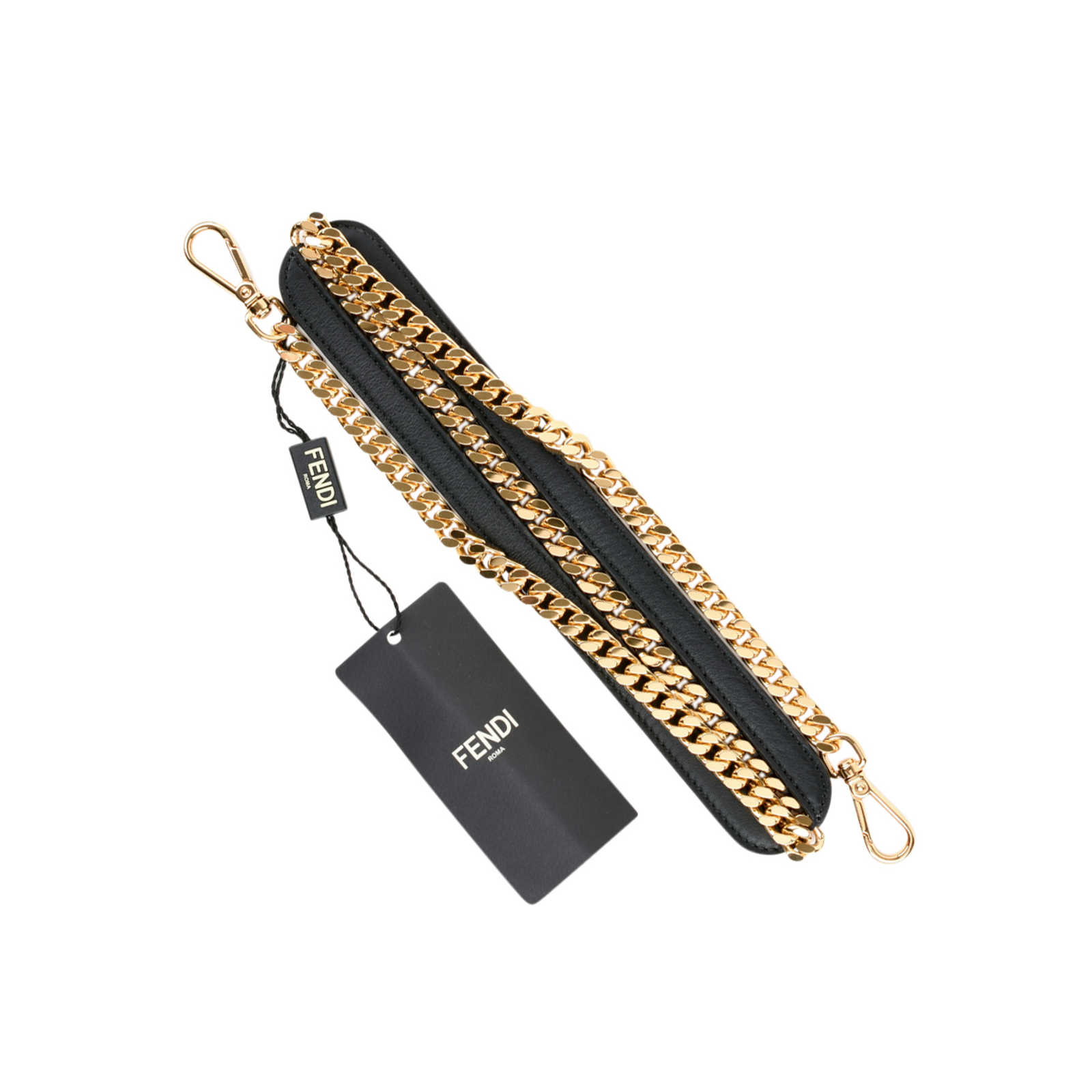 fc951678 Authentic Second Hand Fendi Calfskin Chain Strap You (PSS ...