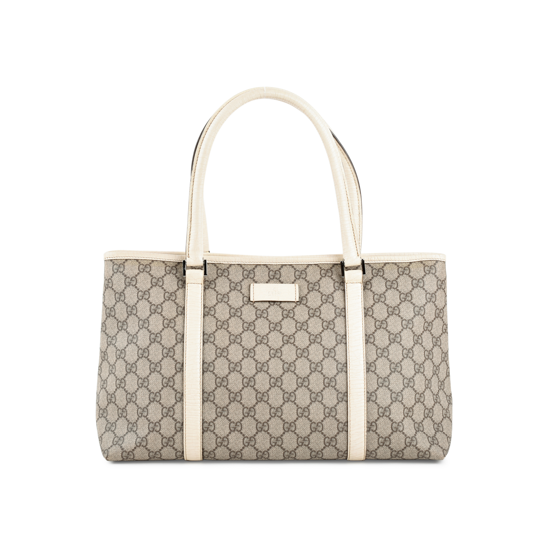 ac22f85e6eae6d Authentic Second Hand Gucci GG Monogram Tote (PSS-478-00001) | THE FIFTH  COLLECTION
