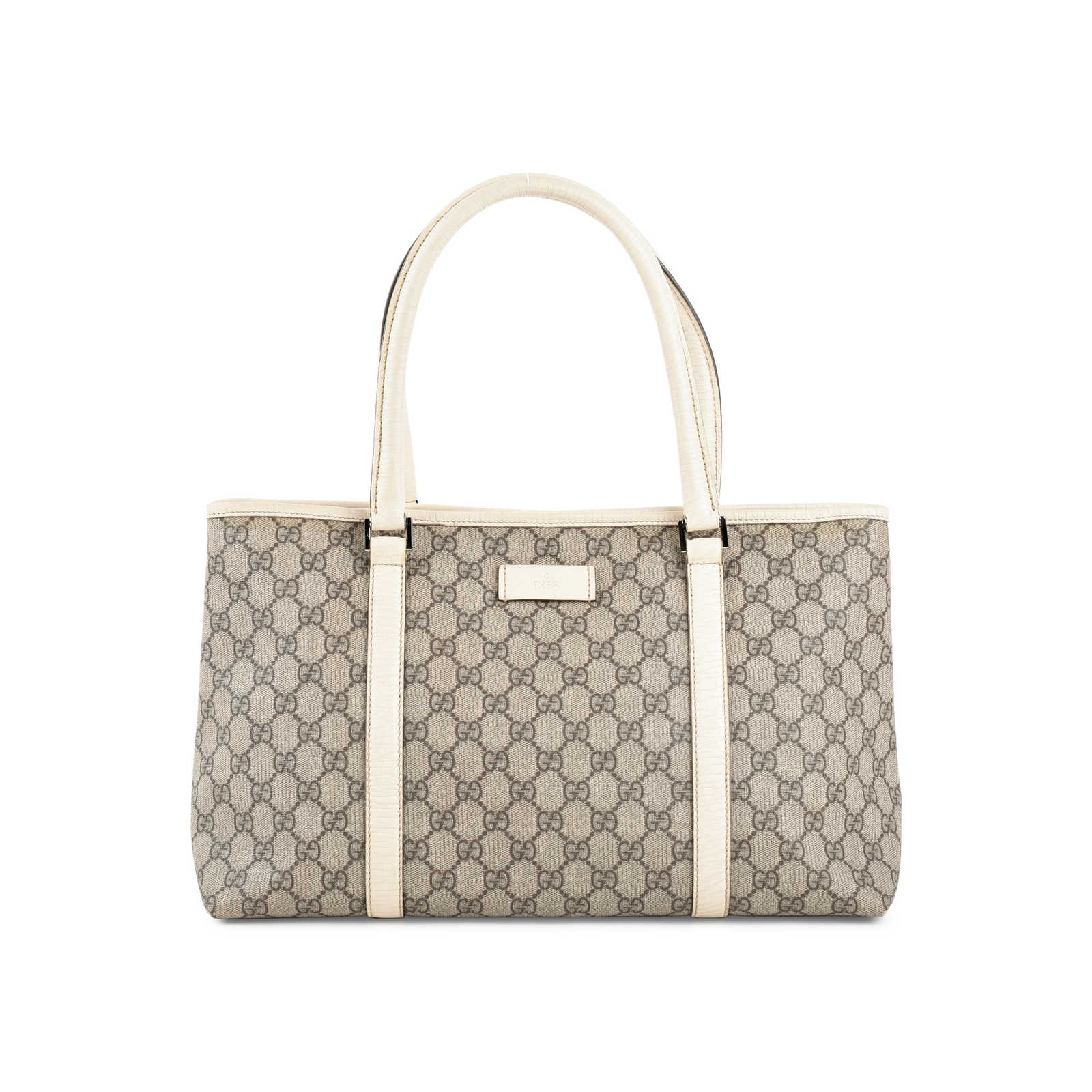 b00fa69700c Tap to expand · Authentic Second Hand Gucci GG Monogram Tote  (PSS-478-00001) - Thumbnail ...
