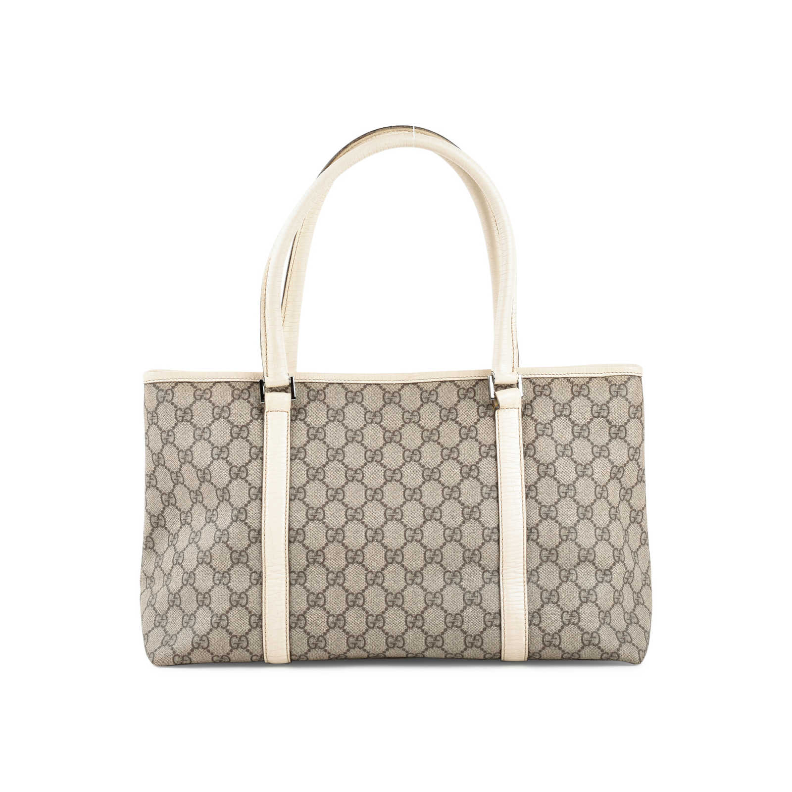 eabc1ad0f63 ... Authentic Second Hand Gucci GG Monogram Tote (PSS-478-00001) - Thumbnail  ...