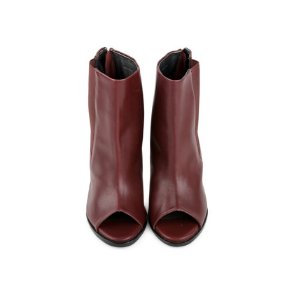 Authentic Second Hand CK Calvin Klein Open-Toe Booties (PSS-479-00002)