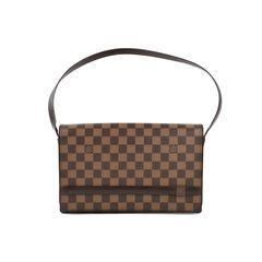 Damier Tribeca Long Bag