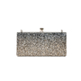 Authentic Pre Owned Jimmy Choo Celeste Glitter Clutch (PSS-070-00004) - Thumbnail 2