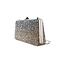 Authentic Pre Owned Jimmy Choo Celeste Glitter Clutch (PSS-070-00004) - Thumbnail 3