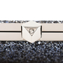 Authentic Pre Owned Jimmy Choo Celeste Glitter Clutch (PSS-070-00004) - Thumbnail 5