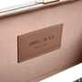Authentic Pre Owned Jimmy Choo Celeste Glitter Clutch (PSS-070-00004) - Thumbnail 7