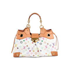 Multicolore Monogram Ursula Bag