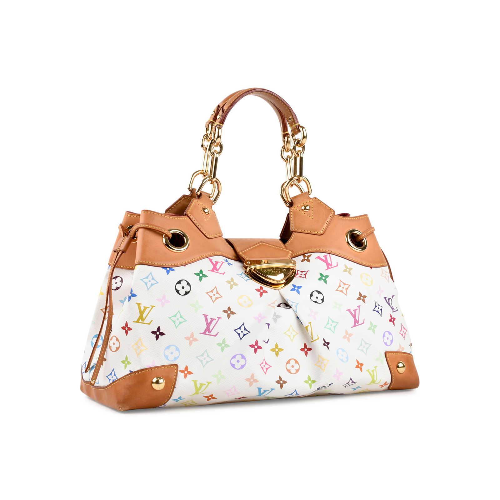 5718e04a101 Authentic Second Hand Louis Vuitton Multicolore Monogram Ursula Bag ...