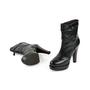 Authentic Second Hand Bottega Veneta Platform Boots (PSS-379-00003) - Thumbnail 1