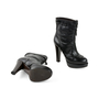 Authentic Second Hand Bottega Veneta Platform Boots (PSS-379-00003) - Thumbnail 2