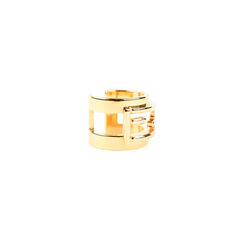 Fendi anello metallo palladio ring 2?1525061137
