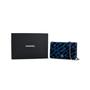 Chanel Denim Velvet Wallet On Chain - Thumbnail 1