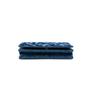 Chanel Denim Velvet Wallet On Chain - Thumbnail 3