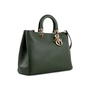 Authentic Pre Owned Christian Dior Diorissimo Large Bag (PSS-240-00219) - Thumbnail 2