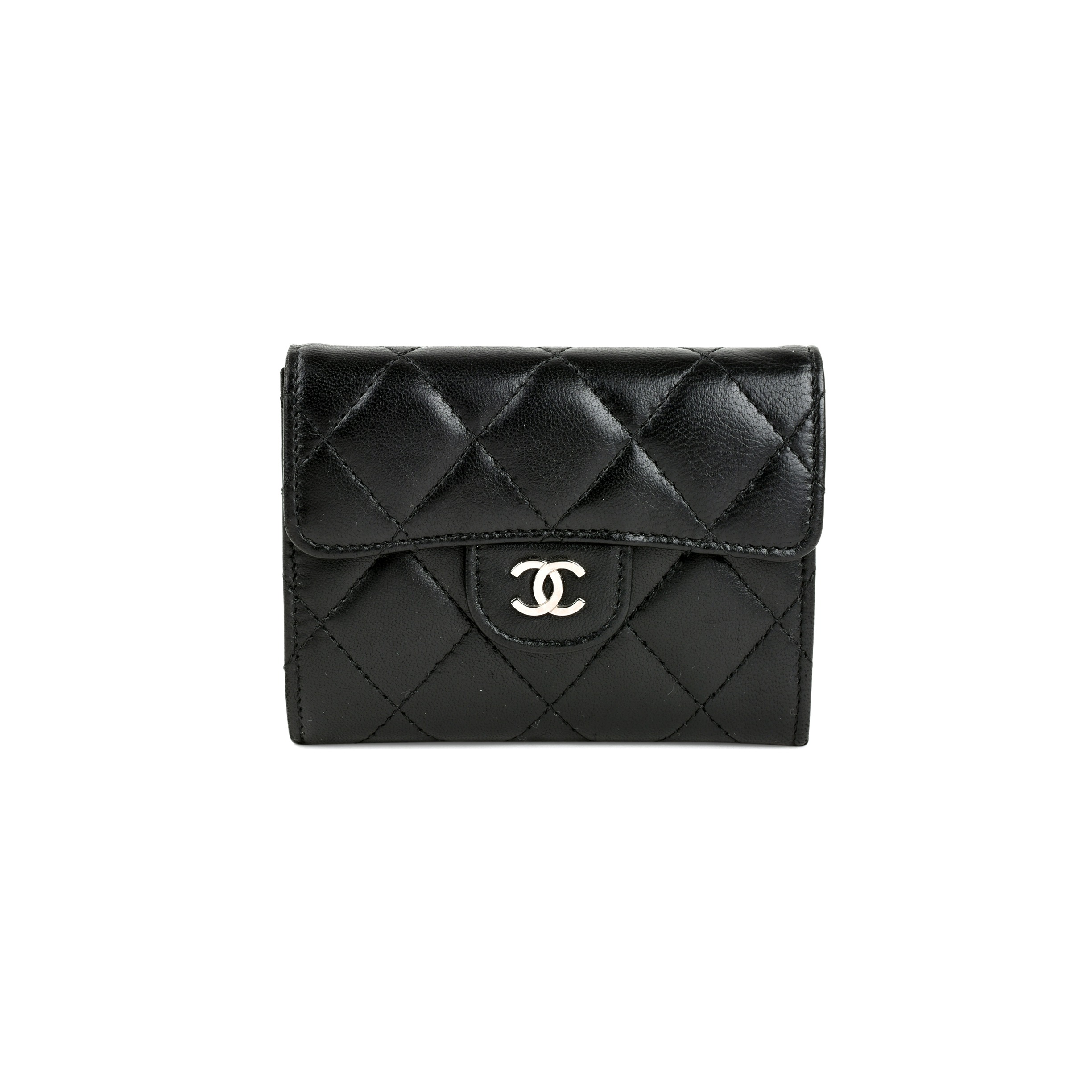 76f26b80da50 Authentic Second Hand Chanel Classic Coin Purse (PSS-240-00214) | THE FIFTH  COLLECTION