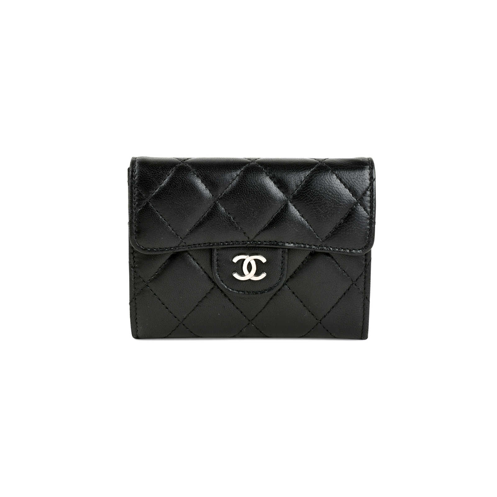 Authentic Second Hand Chanel Classic Coin Purse Pss 240