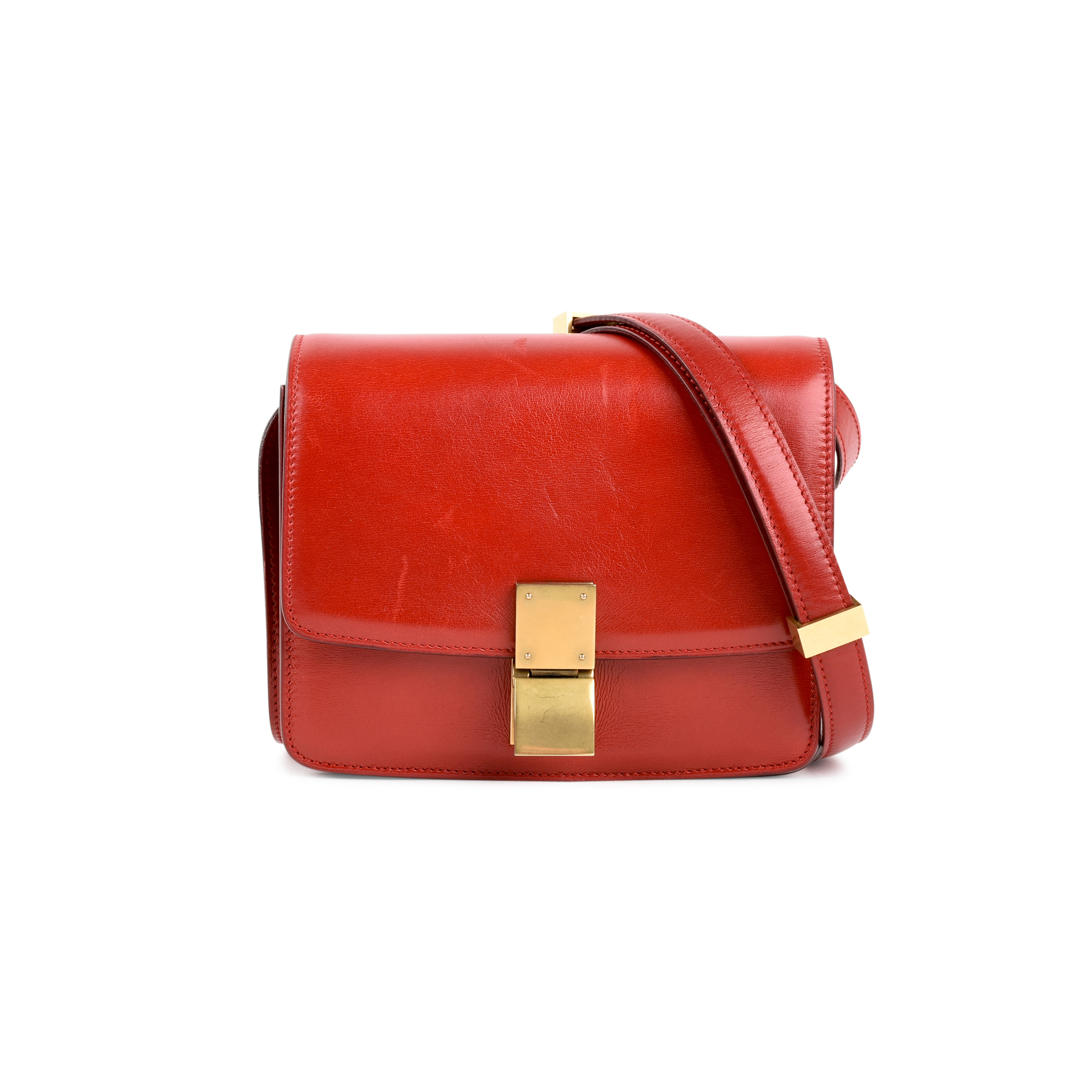 15862a5135 Authentic Second Hand Céline Mini Box Bag (PSS-240-00216)