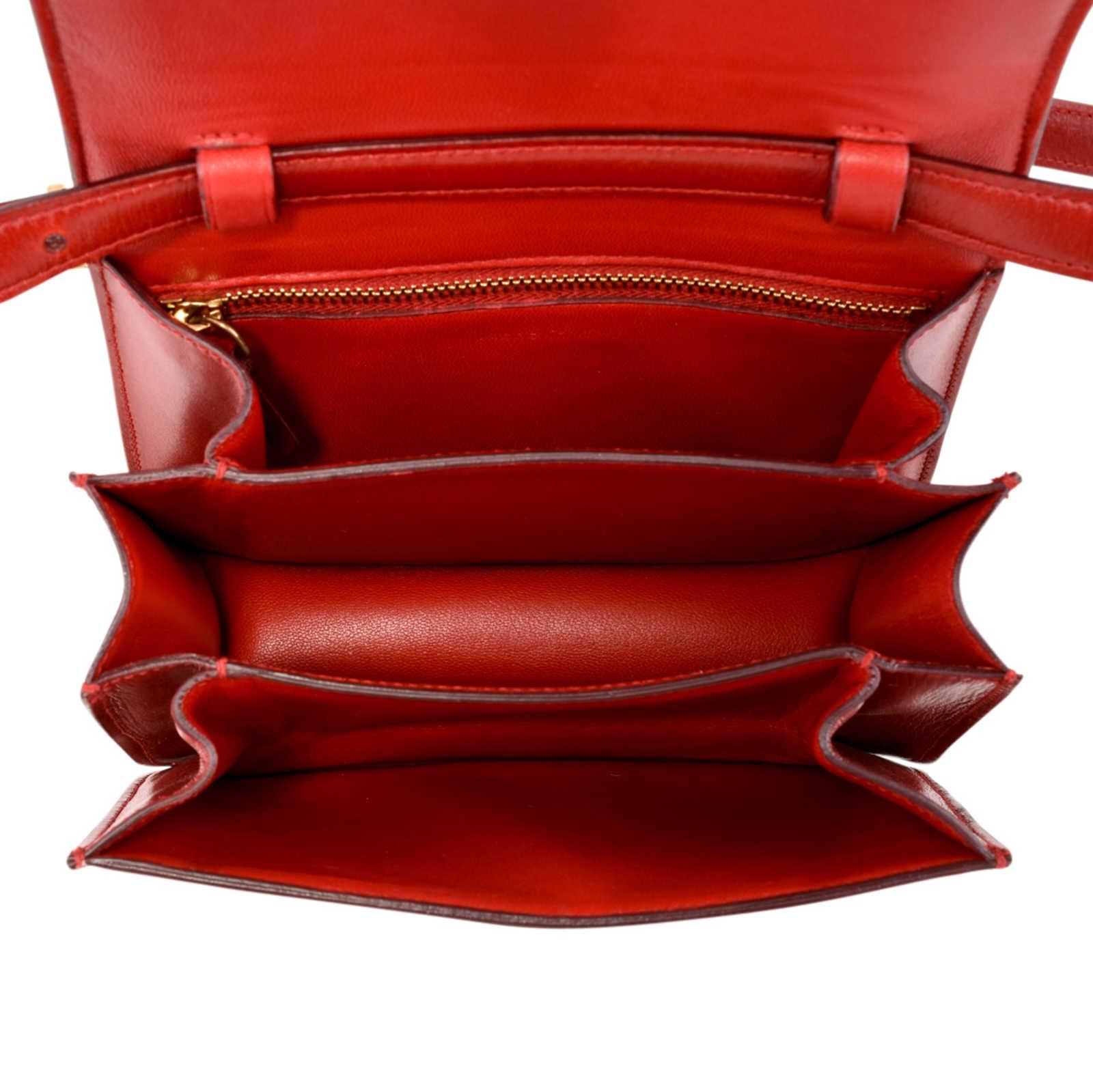 ... Authentic Second Hand Céline Mini Box Bag (PSS-240-00216) - Thumbnail  ... 4106026610b0f