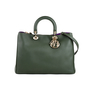Authentic Pre Owned Christian Dior Diorissimo Large Bag (PSS-240-00219) - Thumbnail 0