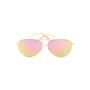 Authentic Second Hand Victoria Beckham Desert Rose Mirrored Sunglasses (PSS-424-00063) - Thumbnail 0