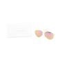 Authentic Second Hand Victoria Beckham Desert Rose Mirrored Sunglasses (PSS-424-00063) - Thumbnail 1
