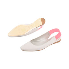 Jil sander pointed toe flat 2?1525675396