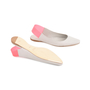 Authentic Second Hand Jil Sander Contrast Slingbacks (PSS-466-00043) - Thumbnail 2
