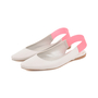 Authentic Second Hand Jil Sander Contrast Slingbacks (PSS-466-00043) - Thumbnail 3