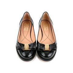Tolina Patent Leather Flats