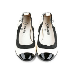 Stretch Spirit Cap-Toe Flats