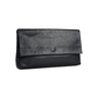 Authentic Second Hand Maison Martin Margiela Rope Tie Leather Clutch (PSS-466-00006) - Thumbnail 2