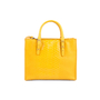 Authentic Pre Owned Balenciaga Papier A4 Mini Python Bag (PSS-240-00209) - Thumbnail 2