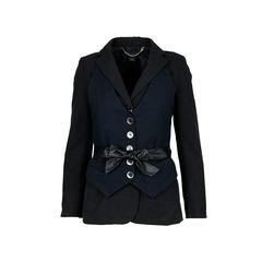 Waistcoat Blazer