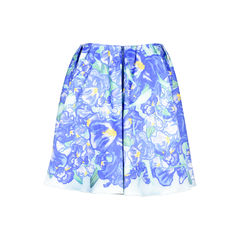 Curated floral flare skirt 2?1525835430