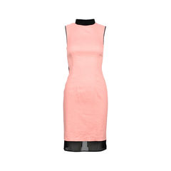 Gabardine Dress