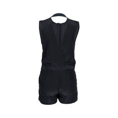 Dion lee black sheer romper 2?1525835939