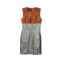 Authentic Second Hand Sinha-Stanic Metallic Two-Tone Dress (PSS-466-00040) - Thumbnail 0