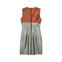 Authentic Second Hand Sinha-Stanic Metallic Two-Tone Dress (PSS-466-00040) - Thumbnail 1