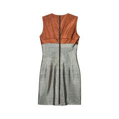 Sinha stanic metallic two tone dress 2?1525836100