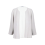 Authentic Second Hand Jil Sander Two Tone Cashmere Cardigan (PSS-466-00052) - Thumbnail 0