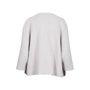 Authentic Second Hand Jil Sander Two Tone Cashmere Cardigan (PSS-466-00052) - Thumbnail 1