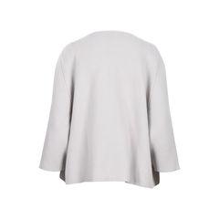 Jil sander grey cashmere cardigan 3?1525836193